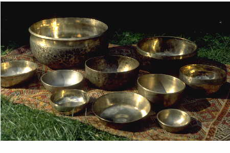 Frank Perry » Singing bowls